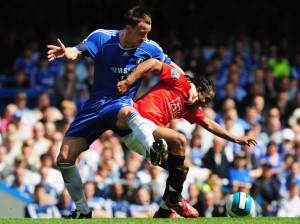 PL football (Chelsea vs Man Utd)