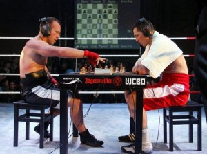 Chessboxing